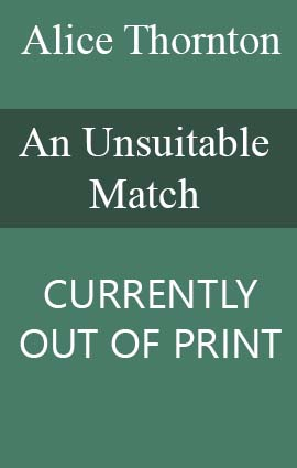 Cover of An Unsuitable Match