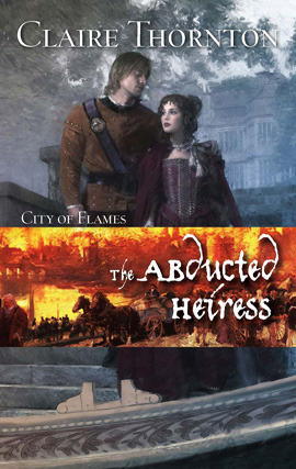 Cover of The Abducted Heiress